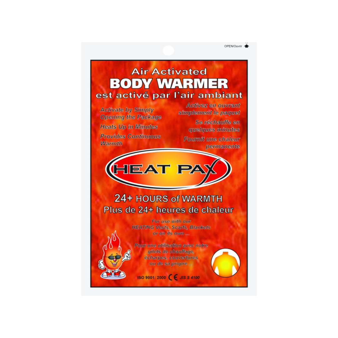 Product image for TechNiche Air Activated Body Warmers