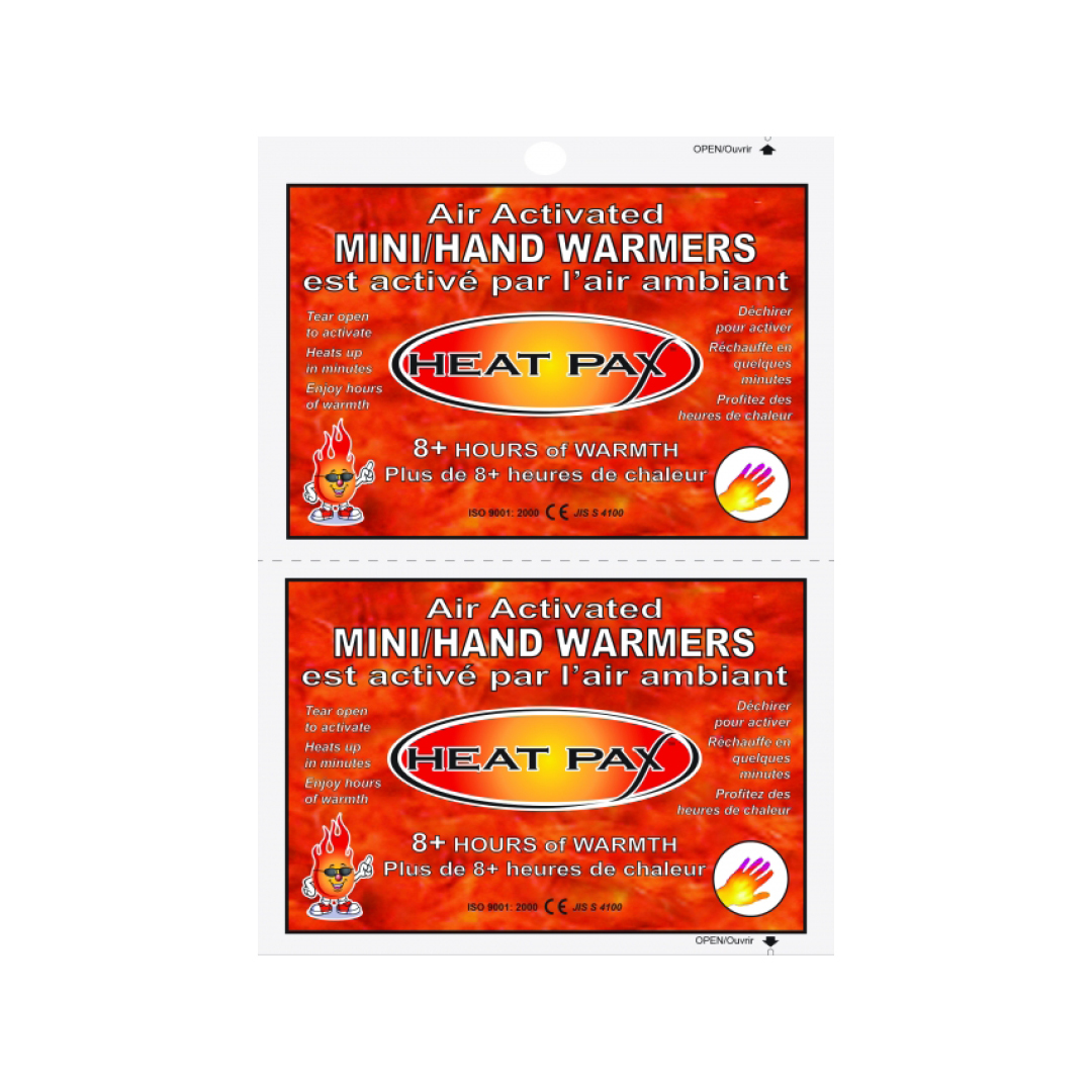 Product image for TechNiche Air Activated Mini/Hand Warmers