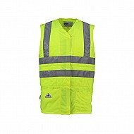 Hi-Viz Orange ISO 20471:2013 Class 2 Certified