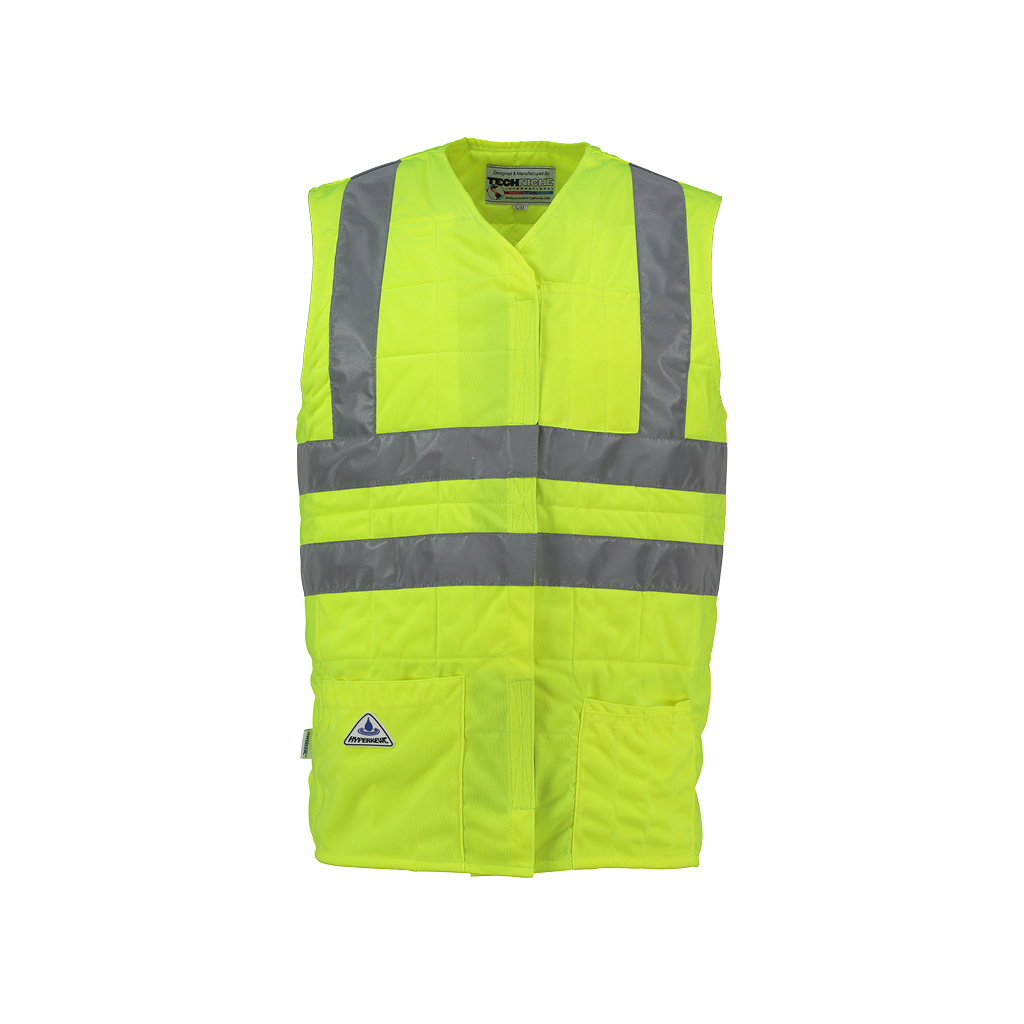 Product image for TechNiche Evaporative Cooling Traffic Safety Vests ISO20471:2013 Class 2